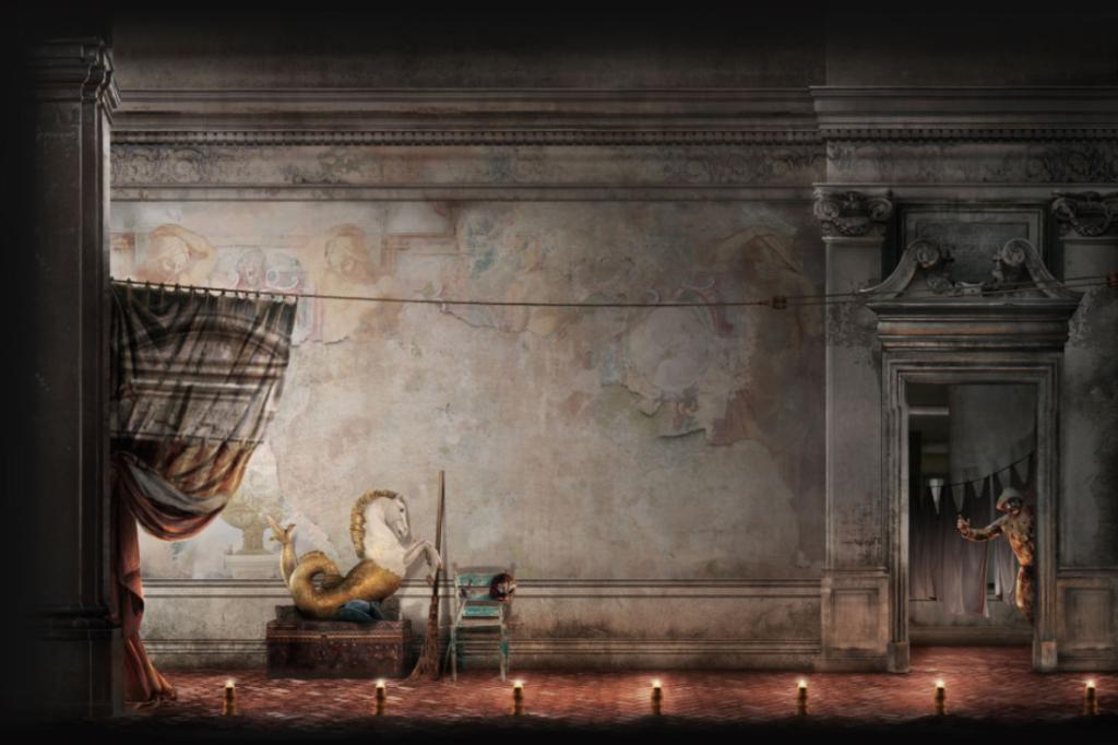 Focus sui mestieri del teatro: lo scenografo