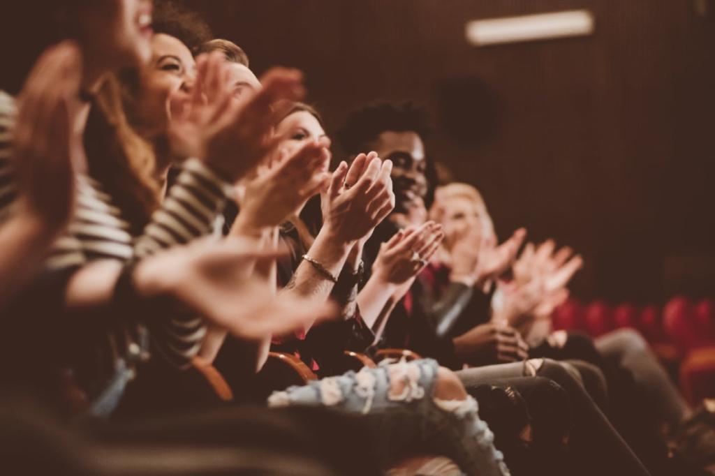 I mestieri del teatro: lo spettatore