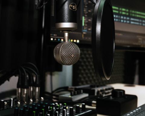 Podcast di Radio Koryphaios su Il Teatrante