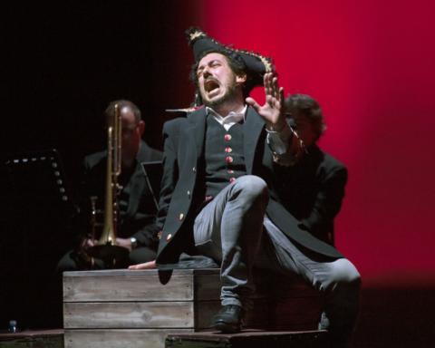 Foto dello spettacolo Otello