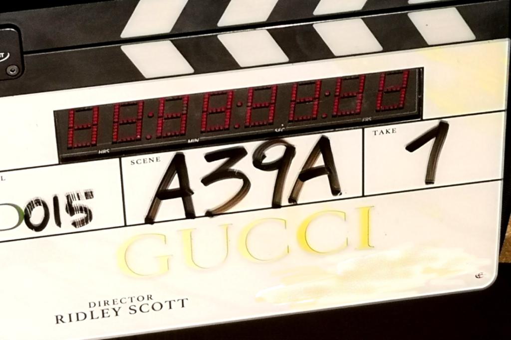 Foto Intervista a Cristiano Di Vita House of Gucci
