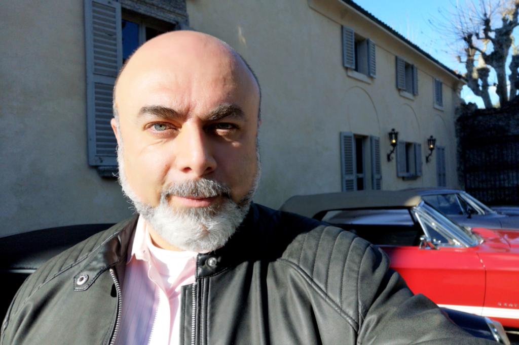 Foto intervista a Cristiano Di Vita