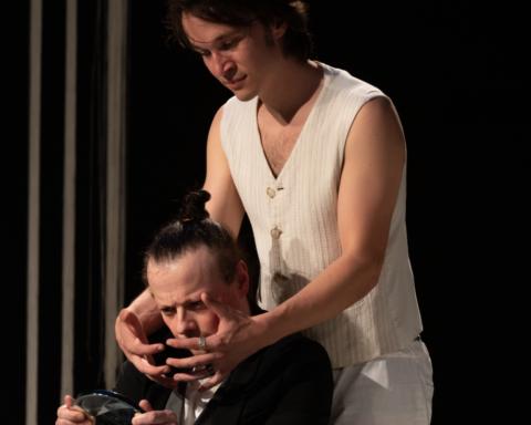 Foto della recensione Verlaine+Rimbaud